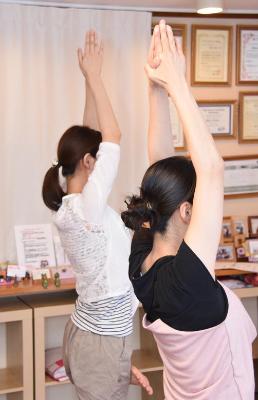 福岡県古賀市YAROOM ヨガGentle Flow yoga 《ジェントル・フロー・ヨガ⦆